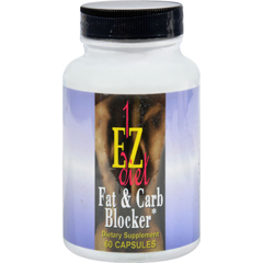HGR0638452 - Maximum International1-EZ Fat and Carb Blocker - 60 Capsules