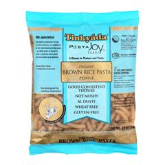 HGR0639864 - Tinkyada - Organic Brown Rice Penne - Case of 12 - 12 oz