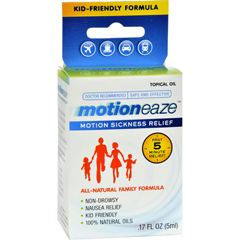 HGR0643080 - MotioneazeMotion Sickness Relief - Case of 6 - 5 ml