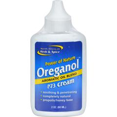 HGR0647776 - North American Herb and SpiceOreganol Oil of Oregano Cream - 2 oz