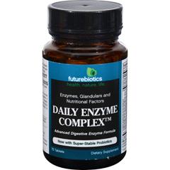 HGR0649285 - FutureBioticsDaily Enzyme Complex - 75 Tablets