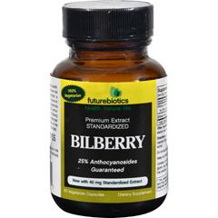 HGR0649988 - FutureBioticsBilberry - 140 mg - 60 Capsules