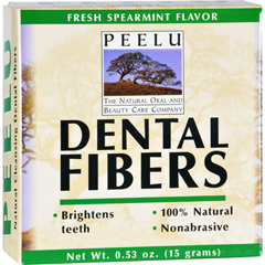 HGR0651273 - PeeluDental Fibers Tooth Powder - Spearmint - .53 oz