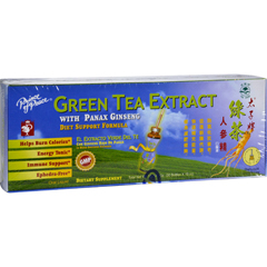 HGR0652917 - Prince of PeaceGreen Tea Extract with Panax Ginseng - 10.2 fl oz