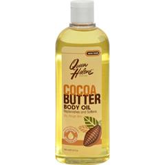HGR0653857 - Queen HeleneNatural Cocoa Butter Moisturizing Body Oil - 10 fl oz