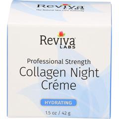 HGR0654194 - Reviva LabsCollagen Night Cream - 1.5 oz