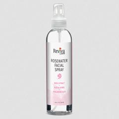 HGR0654350 - Reviva LabsFacial Spray Rosewater - 8 fl oz