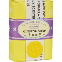HGR0656835 - Superior Trading Co.Superior Ginseng Soap - 2.85 oz
