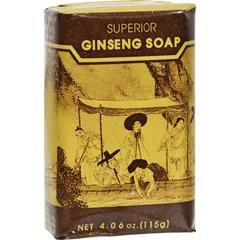 HGR0656918 - Superior Trading Co.Korean Ginseng Soap - 3 Pack
