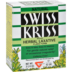 HGR0657700 - Modern ProductsModern Natural Products Swiss Kriss Herbal Laxative Bulk - 3.25 oz