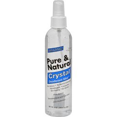 HGR0658179 - Thai Deodorant StonePure Natural Crystal Deodorant Mist - 8 fl oz