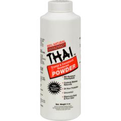 HGR0658211 - Thai Deodorant StoneCrystal And Corn Starch Deodorant Body Powder - 3 oz