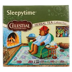 HGR0665075 - Celestial Seasonings - Sleepytime Herbal Tea Caffeine Free - 40 Tea Bags