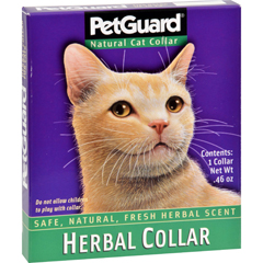 HGR0674200 - PetGuardHerbal Collar For Cats - 1 Collar