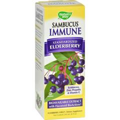 HGR0678391 - Nature's WaySambucus Immune Syrup - 8 fl oz