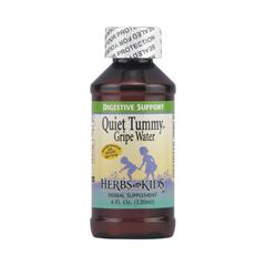 HGR0681866 - Herbs For KidsQuiet Tummy Gripe Water - 4 fl oz