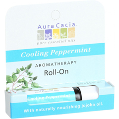 HGR0682179 - Aura CaciaRoll On Aroma Stick - Cooling Peppermint - .31 oz - Case of 6