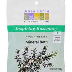 HGR0682518 - Aura CaciaAromatherapy Mineral Bath Inspiration - 2.5 oz - Case of 6