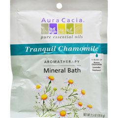 HGR0682617 - Aura CaciaAromatherapy Mineral Bath Tranquility - 2.5 oz - Case of 6