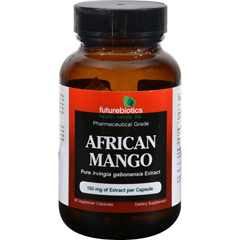 HGR0684720 - FutureBioticsAfrican Mango - 150 mg - 60 Vegetarian Capsules