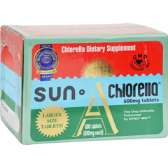 HGR0684746 - Sun ChlorellaA Tablets - 500 mg - 600 Tablets