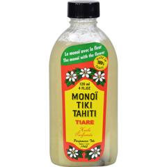 HGR0685172 - MonoiTiare Tahiti Tiiki Tahiti Coconut Oil - 4 fl oz