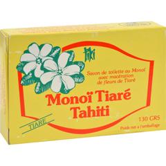 HGR0685339 - MonoiTiare Tahiti Tahiti Soap Tiare - 4.55 oz