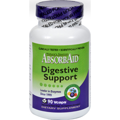 HGR0687145 - AbsorbaidAbsorbAid Digestive Support - 90 Vcaps