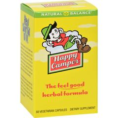 HGR0690123 - Natural BalanceHappy Camper - 60 Vegetarian Capsules