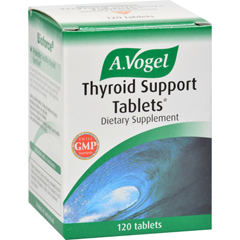 HGR0691493 - A VogelThyroid Support - 120 Tablets
