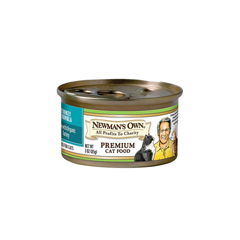 HGR0692277 - Newman's Own OrganicsTurkey Cat Food - Organic - Case of 24 - 3 oz.