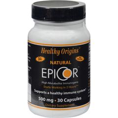 HGR0696096 - Healthy Origins - EpiCor - 500 mg - 30 Capsules