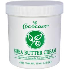 HGR0703108 - CococareShea Butter Cream - 15 oz