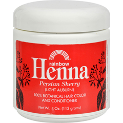 HGR0704023 - Rainbow ResearchHenna Hair Color and Conditioner Persian Sherry - 4 oz