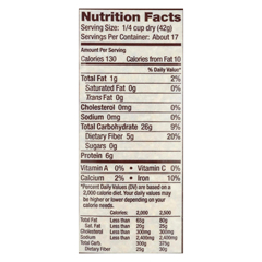 HGR0706887 - Bob's Red Mill - 10 Grain Hot Cereal - 25 oz - Case of 4