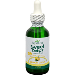 HGR0709154 - Sweet LeafSweet Drops Sweetener Lemon Drop - 2 fl oz