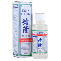 HGR0712299 - Prince of Peace - Kwan Loong Oil - 2 fl oz