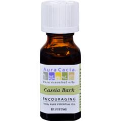 HGR0713768 - Aura CaciaPure Essential Oil Cassia Bark - 0.5 fl oz