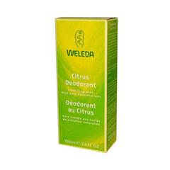 HGR0714154 - WeledaDeodorant Citrus - 3.4 fl oz