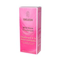 HGR0714170 - Weleda - Deodorant Wild Rose - 3.4 fl oz