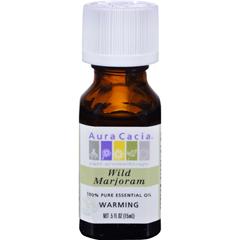 HGR0714261 - Aura CaciaPure Essential Oil Wild Marjoram - 0.5 fl oz