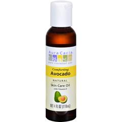 HGR0714444 - Aura CaciaNatural Skin Care Oil Avocado - 4 fl oz