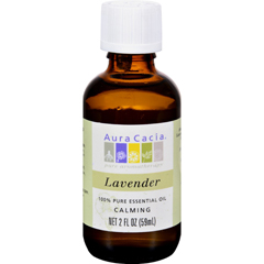 HGR0715243 - Aura CaciaPure Essential Oil Lavender - 2 fl oz