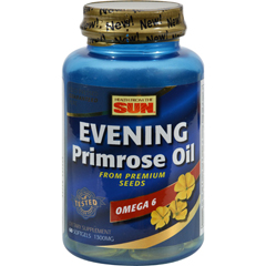HGR0717652 - Health From The SunEvening Primrose Oil - 1300 mg - 60 Caps