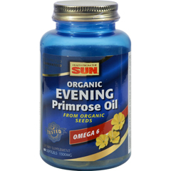 HGR0717975 - Health From The SunHealth From the Sun Evening Primrose Oil - 60 Softgels