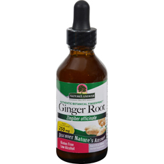 HGR0720169 - Nature's AnswerGinger Root - 2 fl oz