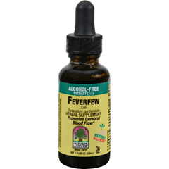 HGR0720383 - Nature's AnswerFeverfew Leaf Alcohol Free - 1 fl oz