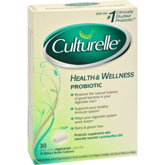 HGR0720458 - CulturelleProbiotic - 30 Vegetable Capsules
