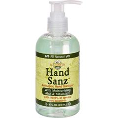 HGR0721712 - All TerrainAll-Natural Hand Sanz - 8 fl oz