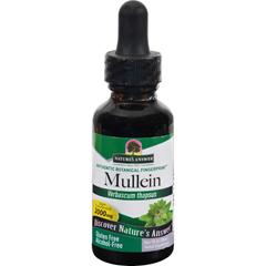 HGR0723189 - Nature's AnswerMullein Leaf Alcohol Free - 1 fl oz